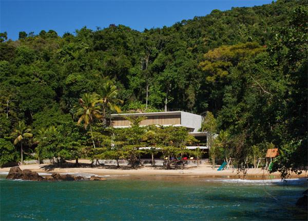 brazil house beachfront views 5
