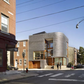 Brick House Architecture Goes Ultra-Modern