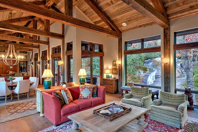 View In Gallery Bridge House In Pure American Style 2 Thumb 630x420 22202  Bridge House In Pure American Style