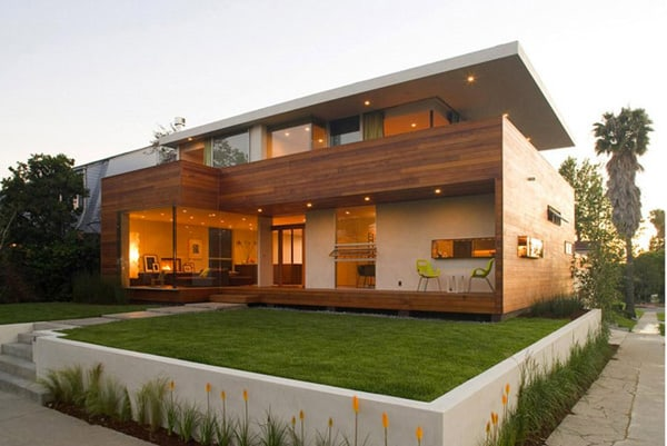 californian style house assembledge 1 Californian Style House: built for outdoor living