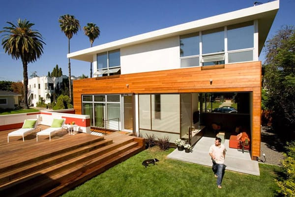 californian style house assembledge 3 Californian Style House: built for outdoor living