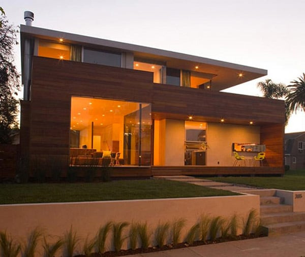 californian style house assembledge 8jpg - House Style Design