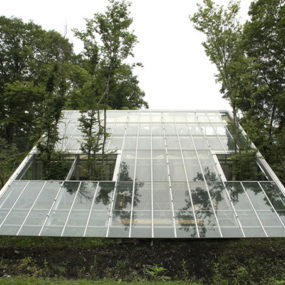 Sustainable Architecture in Japan – a greenhouse for a house!