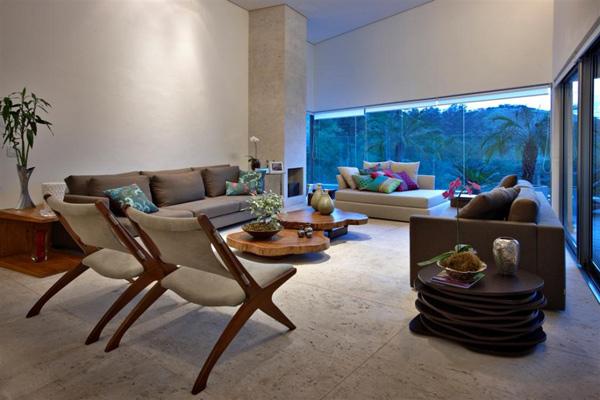 cantilever house design brazil 5