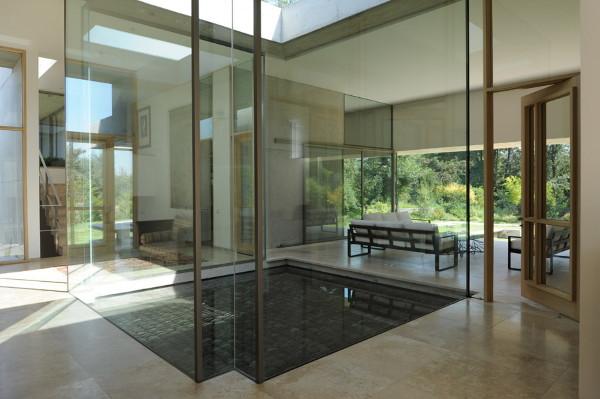 casa curamavida 7 Modern Villa Design in Santiago, Chile   Gorgeous Villa with Surprises Inside