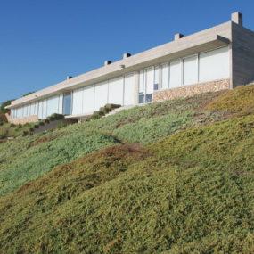 Coastal Home Design has it all: ocean views, beach and hidden garden!
