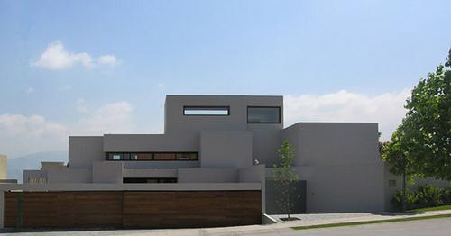 casa en los tuliperos 1 Modern, Minimalist House by Contemporary Chilean Architect Gonzalo Mardones Viviani
