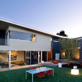 Contemporary Sustainable Southern California House – Casa Familia