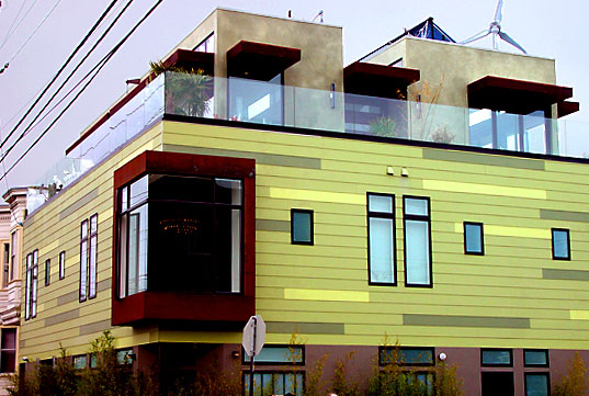 casa verde 1 Stylish Sustainable House in San Francisco