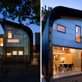 Central Courtyard Home Design – Australian Eco-House Architecture