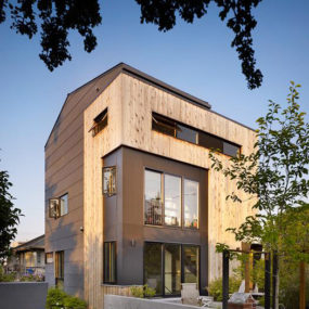 Waterfront House Designs by Modern Seattle Architect