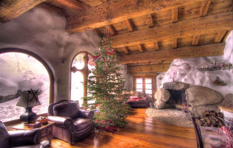 Charming Euro Home - chalet chic to the extreme!