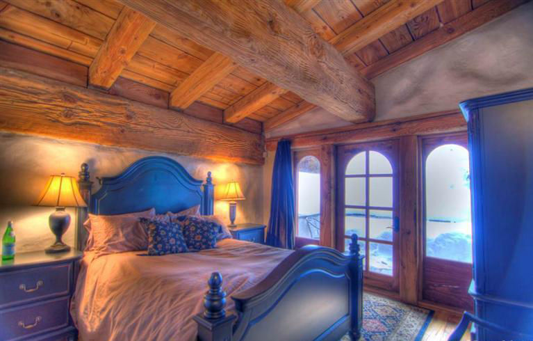 Charming Euro Home Chalet Chic To The Extreme
