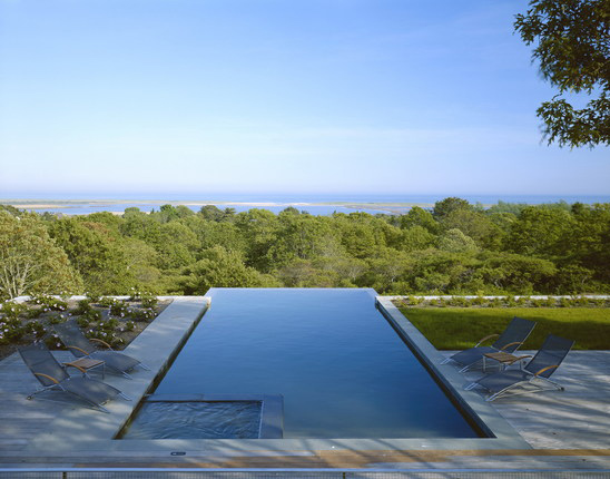 chilmark house 4 Modern Cottage in Martha's Vineyard – pool + lake + ocean