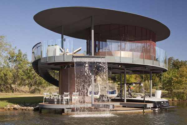 circular cottage plans awesome boat house