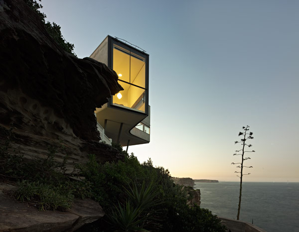cliff house architecture inspired by picasso 6