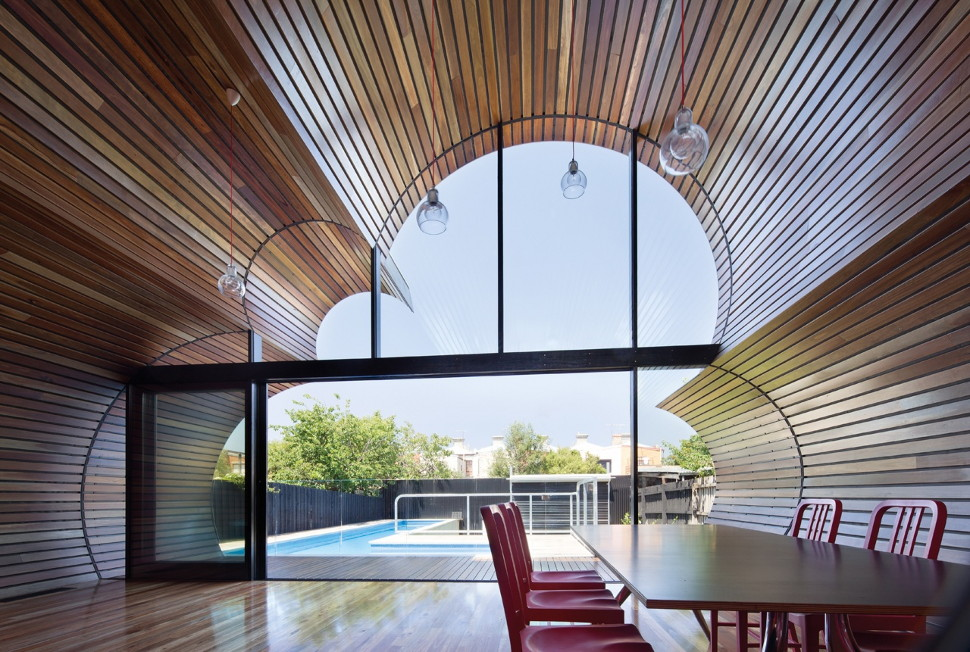 Wonderful View In Gallery Cloud House Adds Ultra Modern Element To Historic  Nice Design