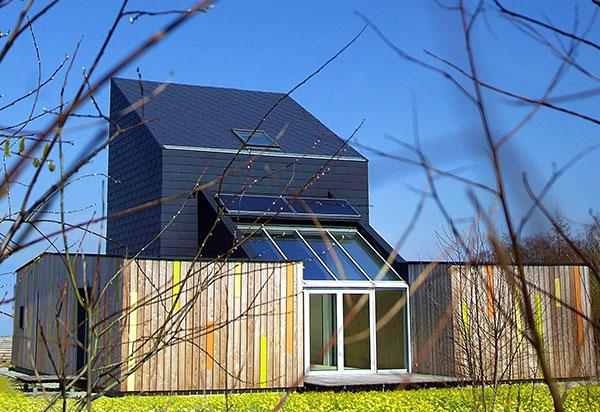 co2 saver house poland