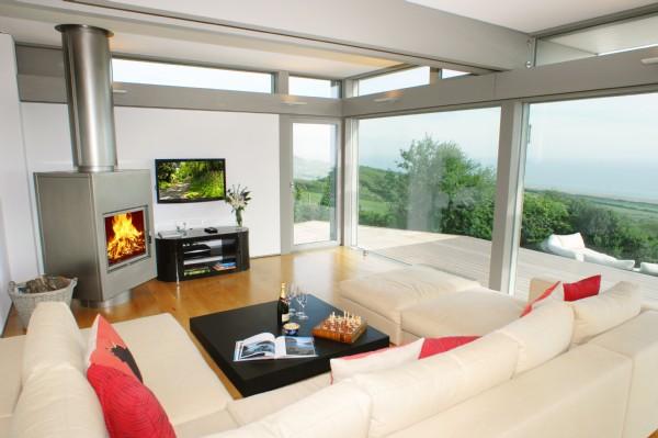 coastal cottage home lovely waterfront retreat uk 5