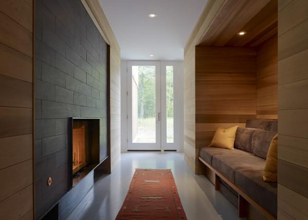 coffou house 2 Luxury Custom Cottage by Renown Brininstool + Lynch Architects   Coffou on Lake Michigan