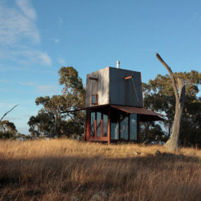 Tiny House Design in the Australian Outback