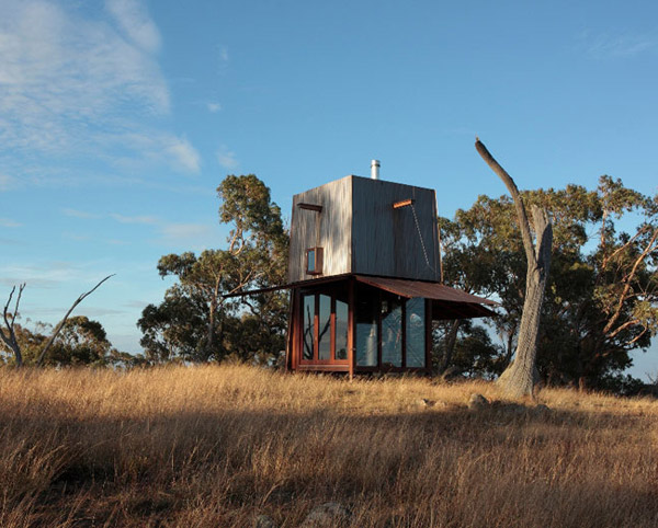 compact house in australian outback 1 Tiny House Design in the Australian Outback