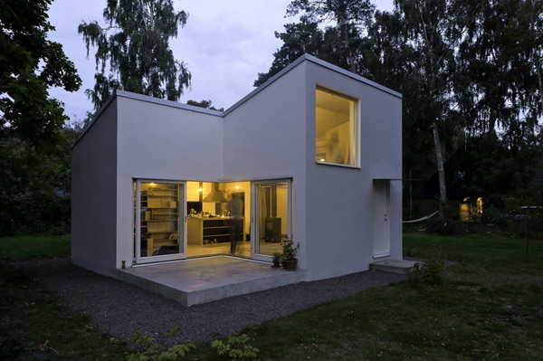 mini home design. Compact Mini Home Sweden 7 Compact Mini Home By Dinell Johansson