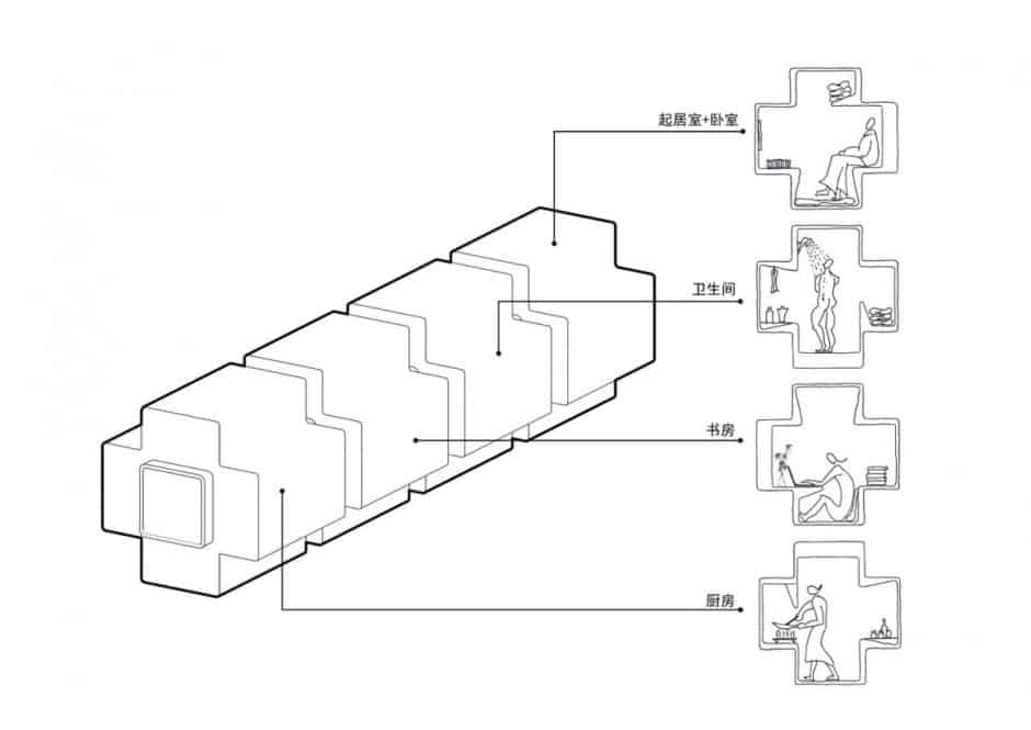 View in gallery compact-modular-block-house-in-beijing-urban-park-