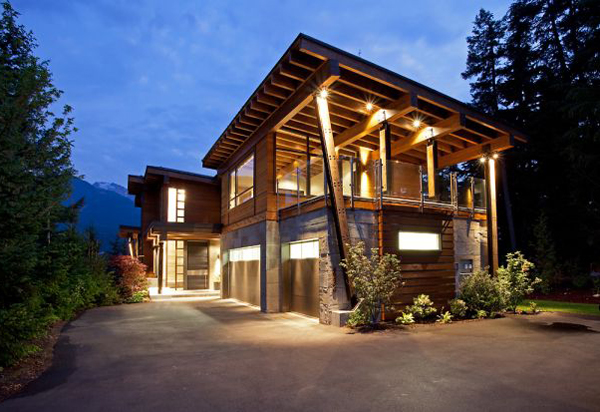 compass pointe estate home 1 Mountain Retreat For Sale in Coveted Whistler, B.C.