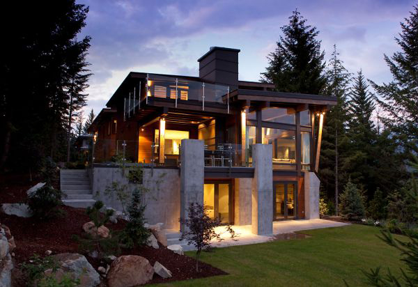 compass pointe estate home 11 Mountain Retreat For Sale in Coveted Whistler, B.C.