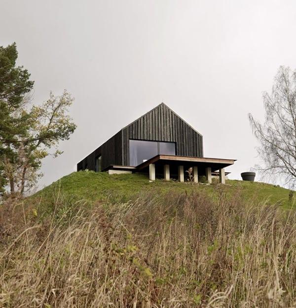 compound style house plan 1 Compound Style House Plan in Latvia