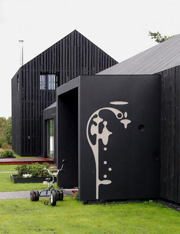 compound style house plan 2 Compound Style House Plan in Latvia