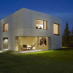 Concrete Home Designs – minimalist in Germany