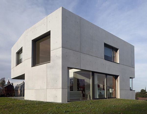 concrete home designs zwickau germany 10