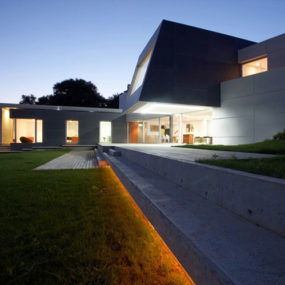 Modern Contemporary Architecture in Spain – concrete, glass and wood