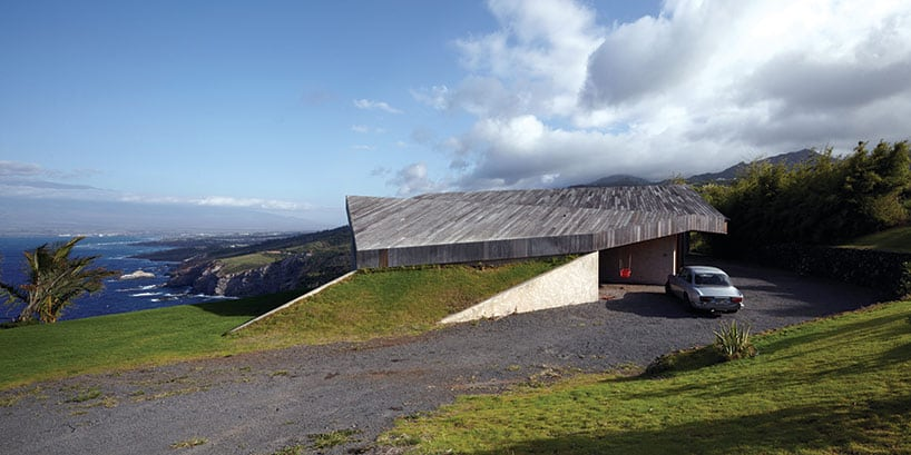 View In Gallery Concrete House Built For Strong Winds 2 Thumb 630x315 21377  Concrete House Built For Strong Winds