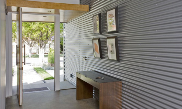 contemporary california houses suburban industrial design 2