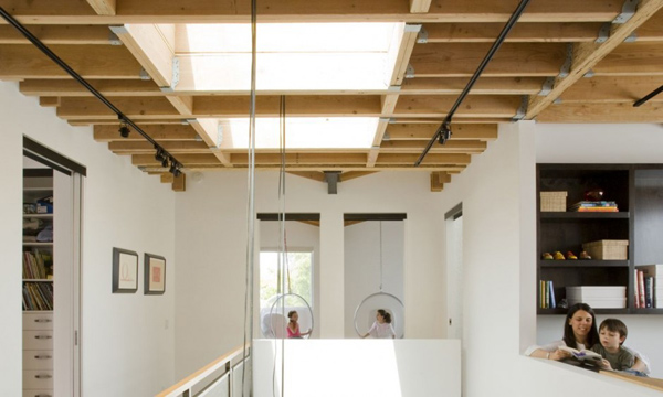 contemporary california houses suburban industrial design 7