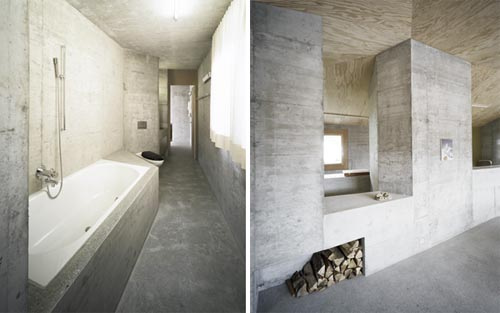 contemporary concrete home afgh 5