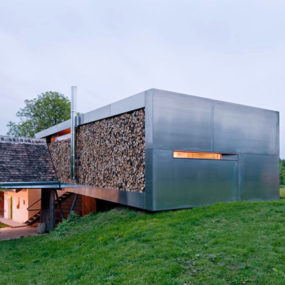 Contemporary Country House by Austrian Architects