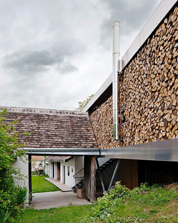 contemporary country house austrian architects 9