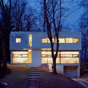 Contemporary Dwelling House Built on Logic