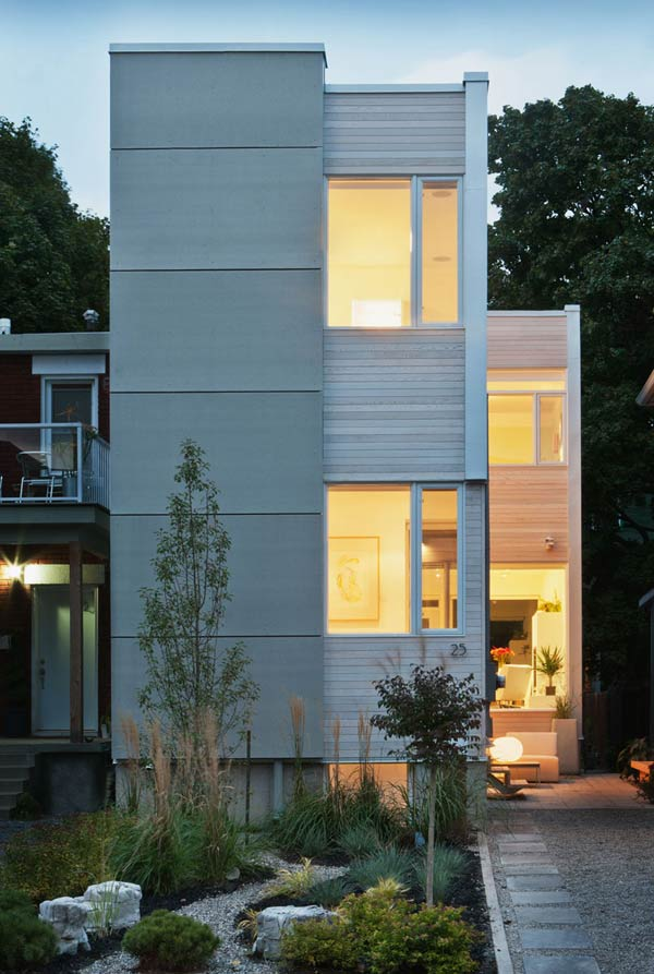 Contemporary Minimalist House Where It S All In The Details