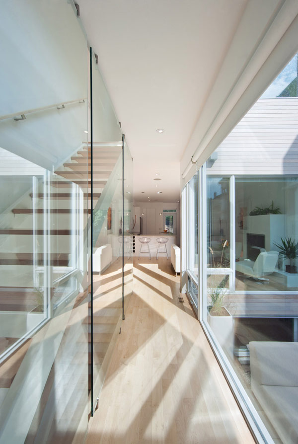 View In Gallery Contemporary Minimalist House Its All In The Details