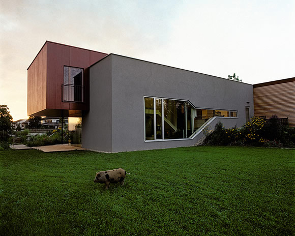 contemporary rural architecture austria 2 Contemporary Rural Architecture in Austria