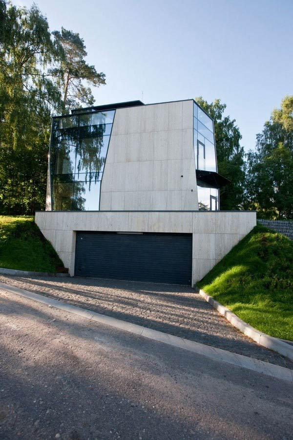 contemporary summer houses modern lithuanian retreat 4