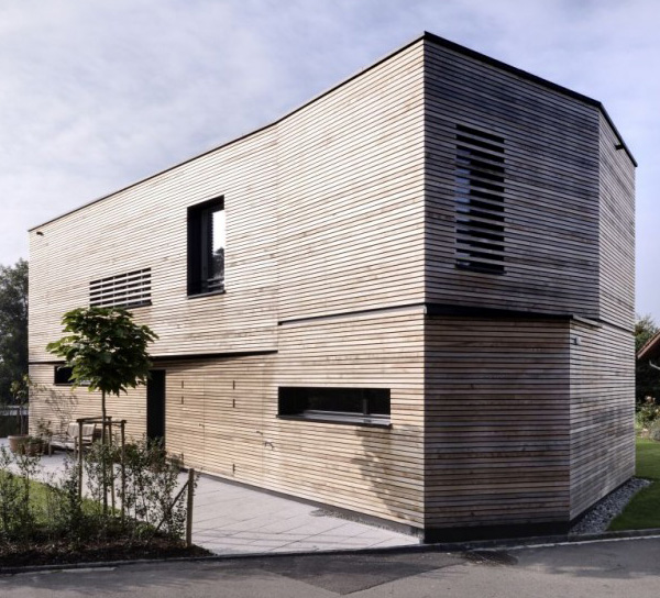 contemporary swiss architecture timber 2 Contemporary Swiss Architecture in Timber
