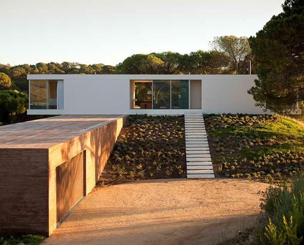 cross shaped house 1