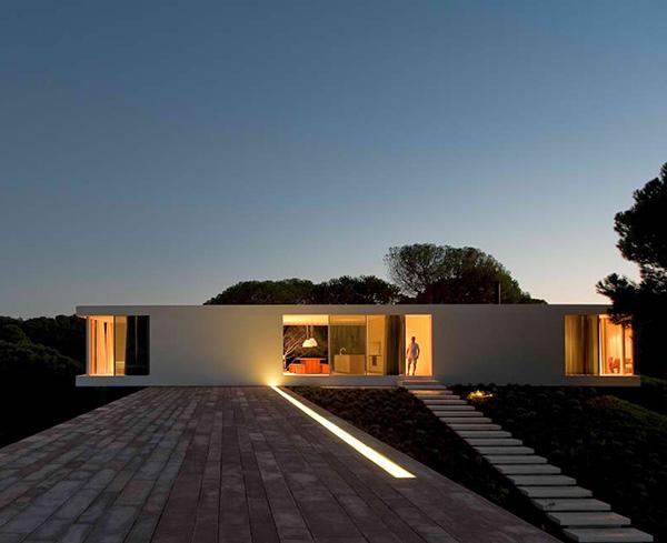 cross shaped house 11