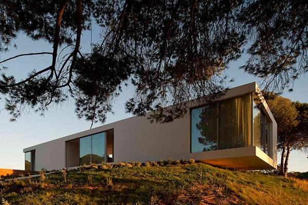 cross shaped house 14